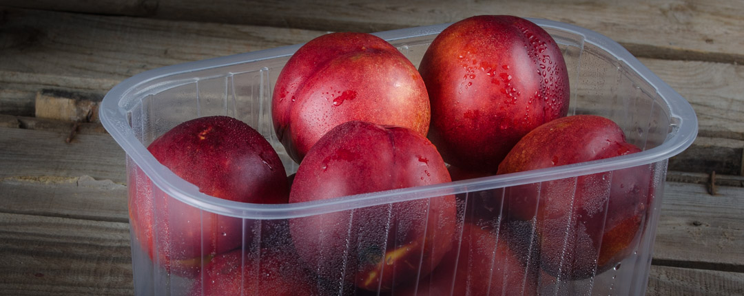 Nectarines are carefully selected for their freshness, naturalness and intense flavour